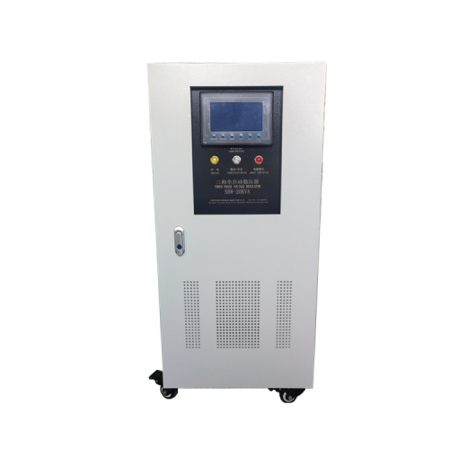 DBW Series single phase automatic voltage stabilizer